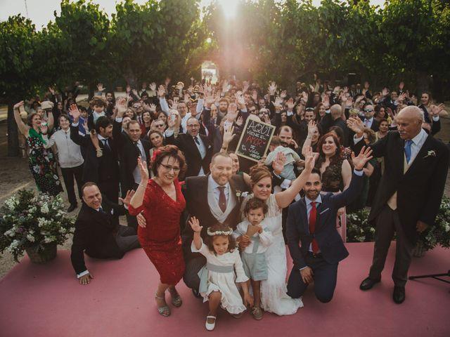 La boda de Eli y Paco en Cáceres, Cáceres 33