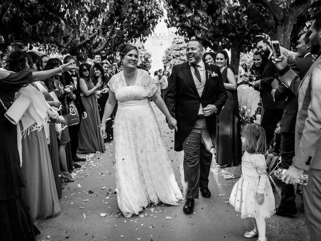 La boda de Eli y Paco en Cáceres, Cáceres 35