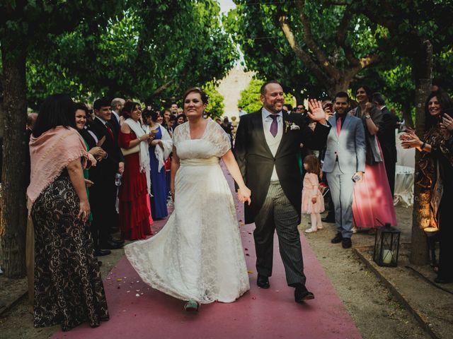 La boda de Eli y Paco en Cáceres, Cáceres 36