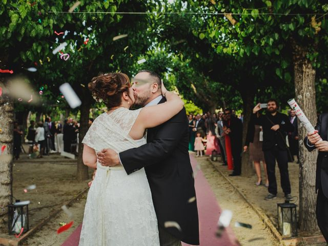 La boda de Eli y Paco en Cáceres, Cáceres 37