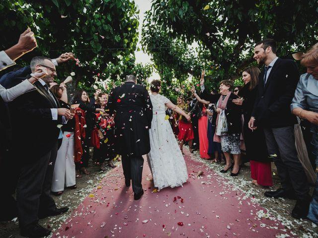 La boda de Eli y Paco en Cáceres, Cáceres 38