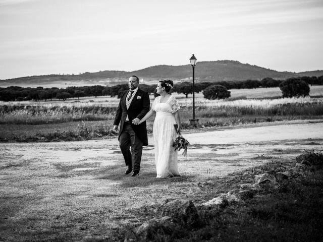 La boda de Eli y Paco en Cáceres, Cáceres 46
