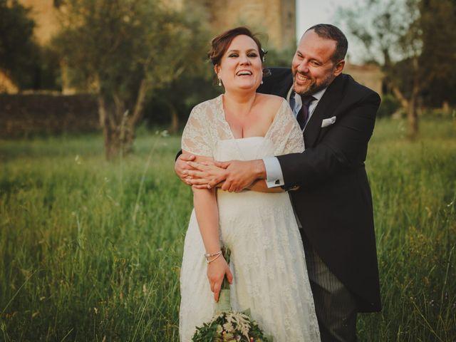 La boda de Eli y Paco en Cáceres, Cáceres 49