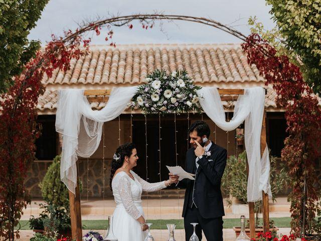 La boda de Emilio y Julia en Tomelloso, Ciudad Real 18