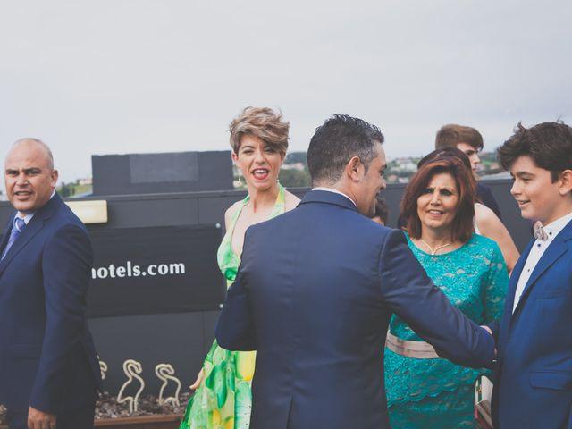 La boda de Jorge y Noelia en Gijón, Asturias 24