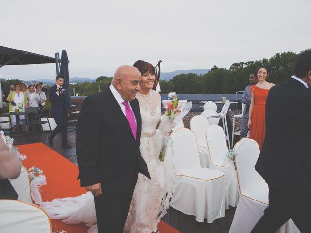 La boda de Jorge y Noelia en Gijón, Asturias 26