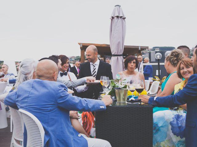 La boda de Jorge y Noelia en Gijón, Asturias 43