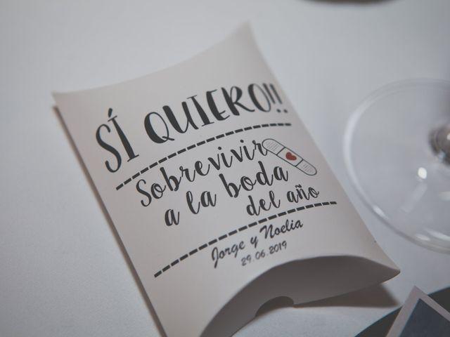 La boda de Jorge y Noelia en Gijón, Asturias 47