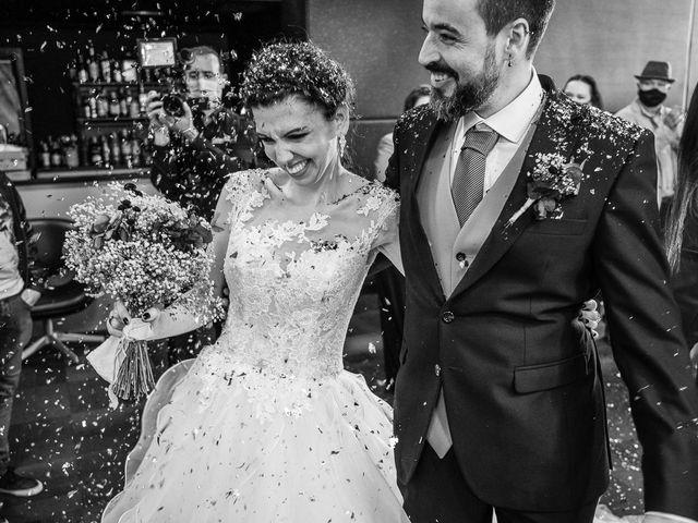 La boda de Pili y Endika
