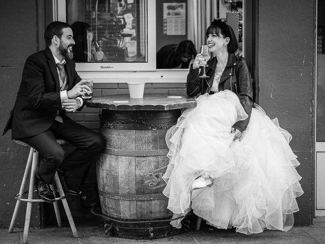 La boda de Endika y Pili en Durango, Vizcaya 26