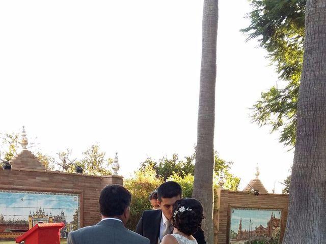 La boda de Yeray y Verónica en San Jose De La Rinconada, Sevilla 4