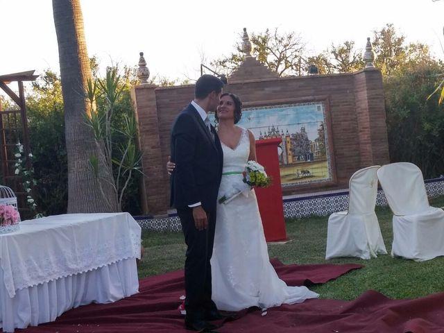 La boda de Yeray y Verónica en San Jose De La Rinconada, Sevilla 1