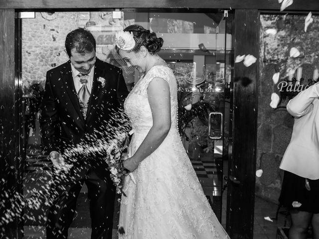 La boda de Nieves y Rúben
