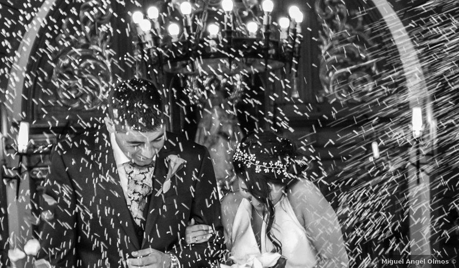 La boda de Mario y Lourdes en Robledo De Chavela, Madrid