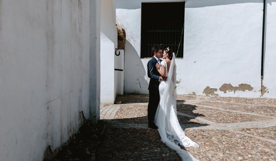 La boda de Pepe  y Rocio  en Gines, Sevilla