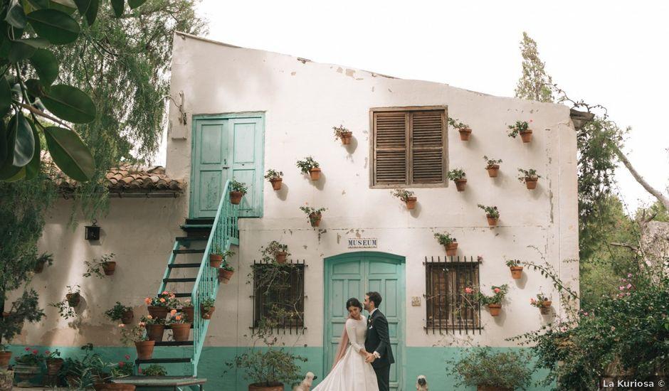 La boda de Antonio y Rocío en Mutxamel, Alicante