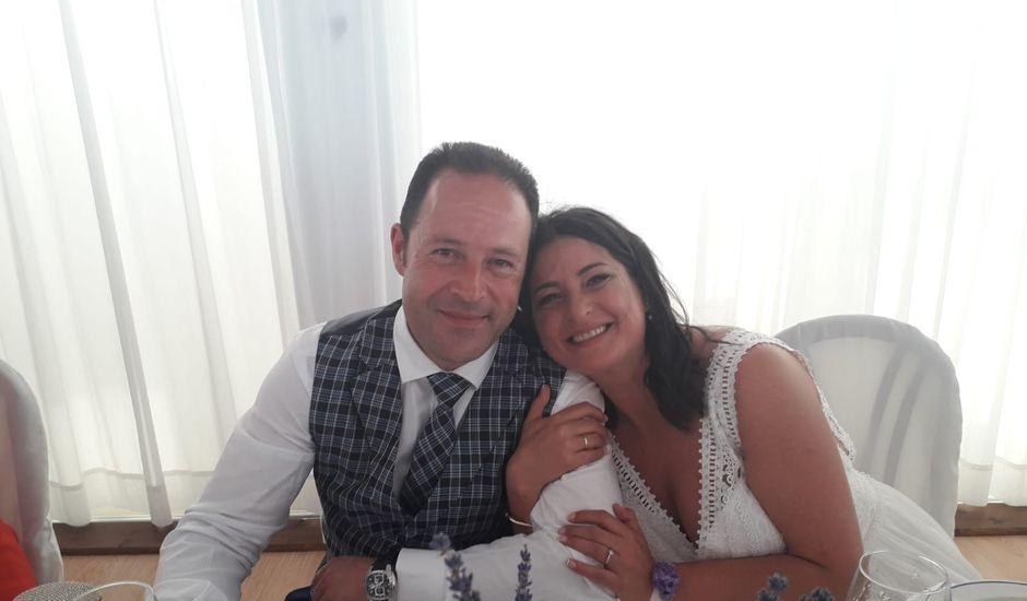 La boda de Santi y Antia en Viveiro (Casco Urbano), Lugo