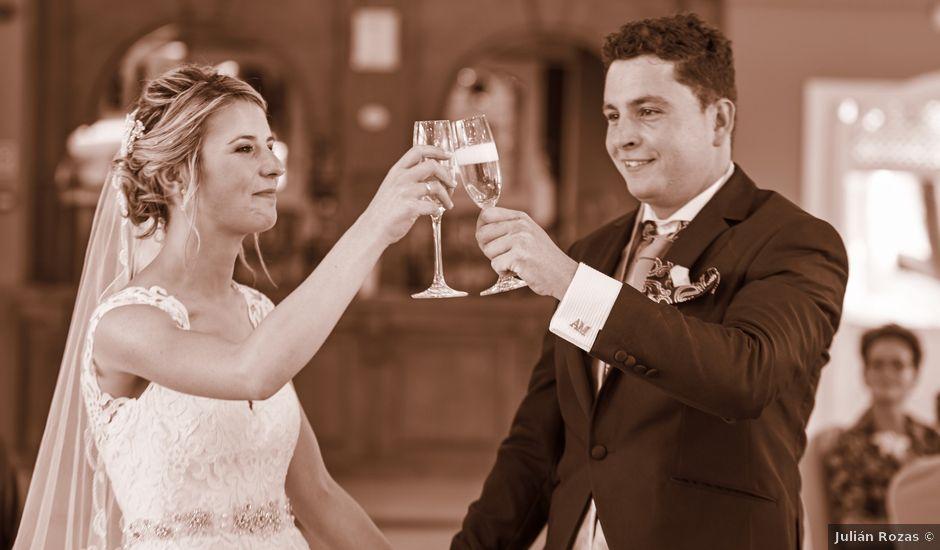 La boda de Alejandro y Aurora en Celis, Cantabria