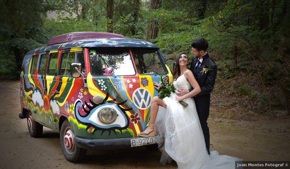 La boda de Ferran y Jessica en Montseny, Barcelona