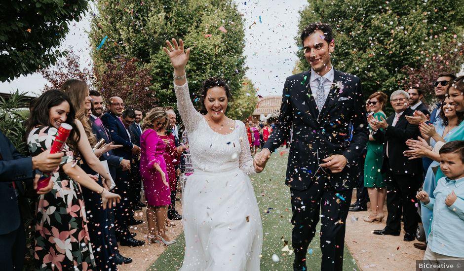 La boda de Emilio y Julia en Tomelloso, Ciudad Real