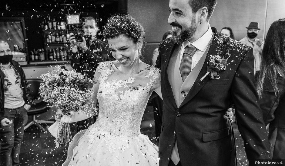 La boda de Endika y Pili en Durango, Vizcaya