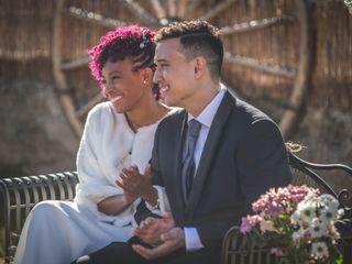 La boda de Anselmo  Munoz y Anne Guzman