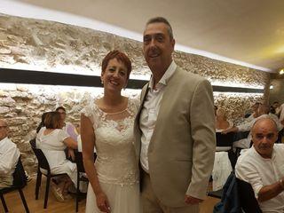 La boda de Maleni Crespo y Xavier Montserrat