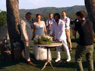 La boda de Maleni Crespo y Xavier Montserrat  3