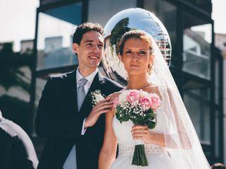 La boda de Laura y Lluís