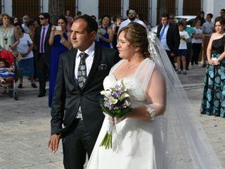 La boda de Ana Belen y Salva