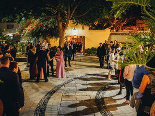 La boda de Aouatif y Óscar 1