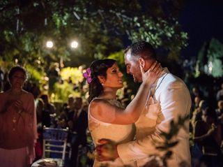 La boda de Andrea y Pere