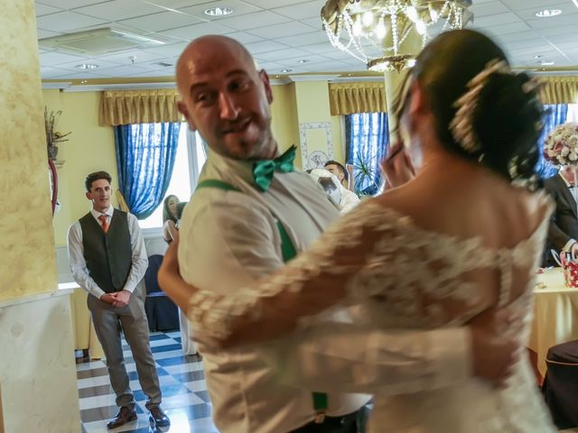 La boda de Claudia y Javier