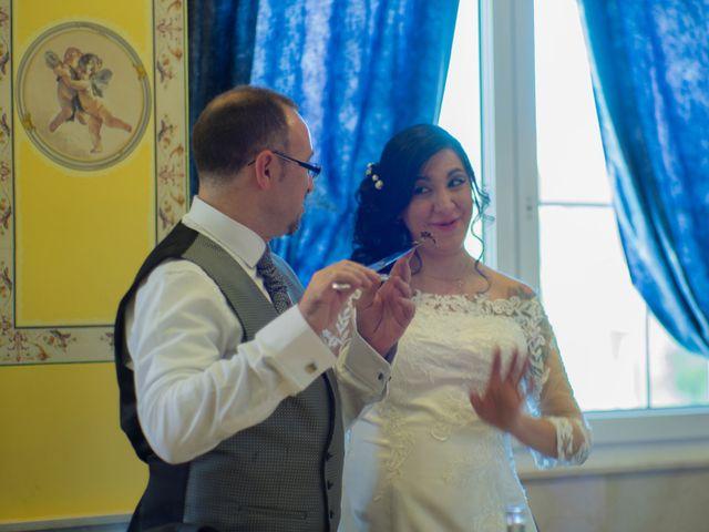 La boda de Javier y Claudia en Getafe, Madrid 5