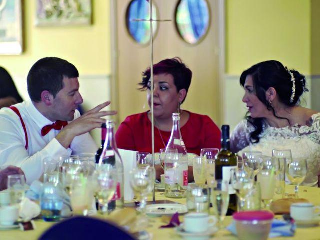 La boda de Javier y Claudia en Getafe, Madrid 13