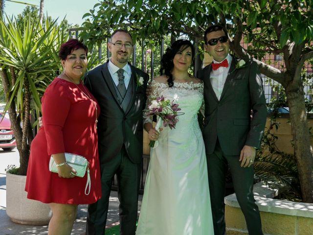 La boda de Javier y Claudia en Getafe, Madrid 19