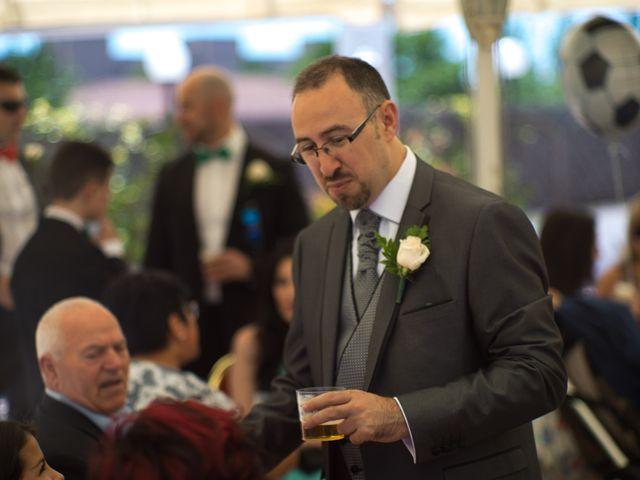 La boda de Javier y Claudia en Getafe, Madrid 29
