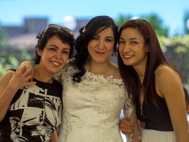 La boda de Javier y Claudia en Getafe, Madrid 2