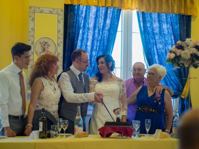 La boda de Javier y Claudia en Getafe, Madrid 33