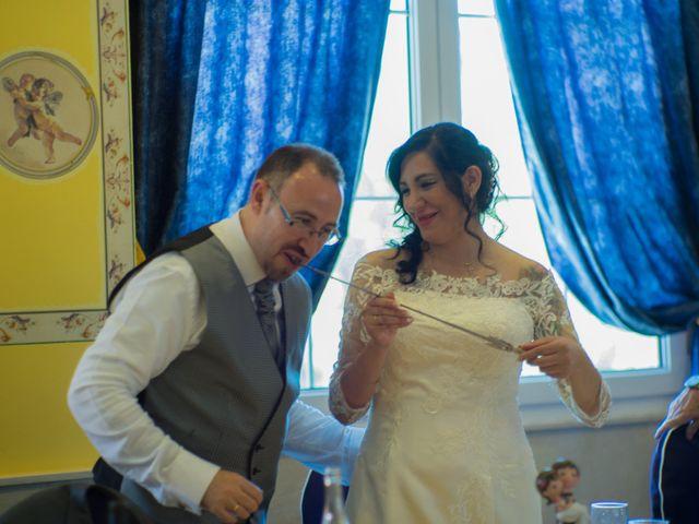 La boda de Javier y Claudia en Getafe, Madrid 34