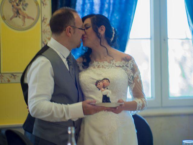 La boda de Javier y Claudia en Getafe, Madrid 36
