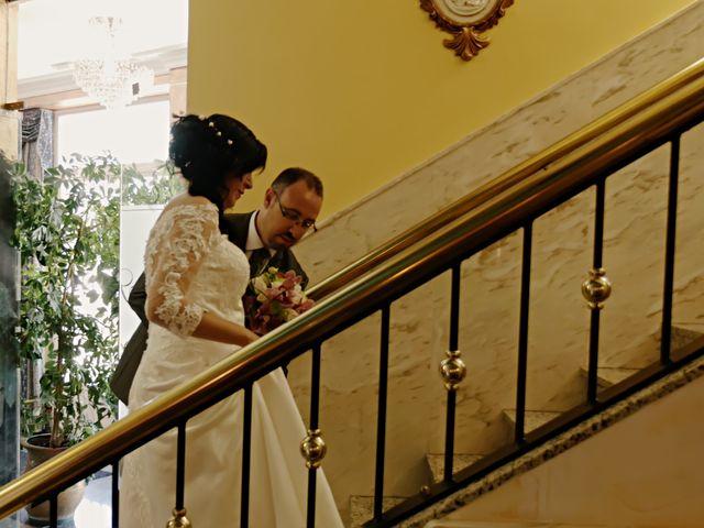 La boda de Javier y Claudia en Getafe, Madrid 38