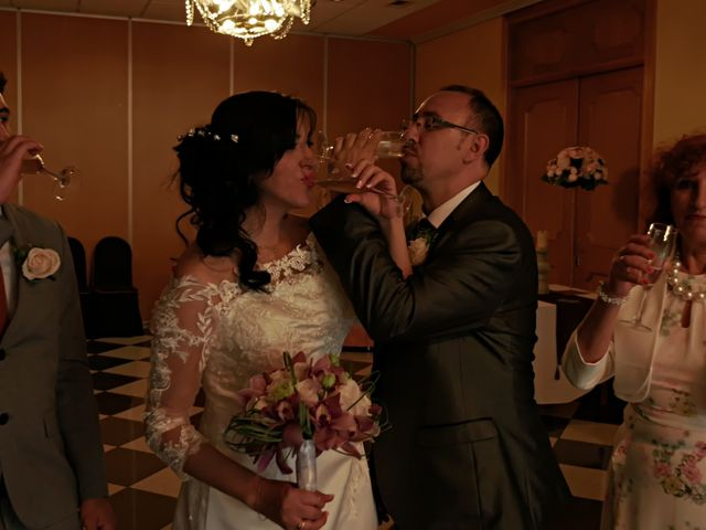 La boda de Javier y Claudia en Getafe, Madrid 9