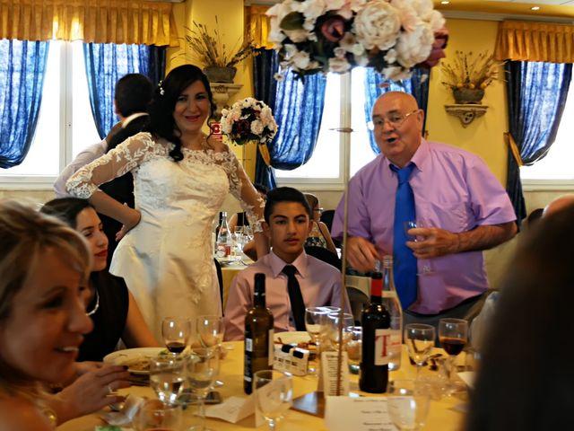 La boda de Javier y Claudia en Getafe, Madrid 40