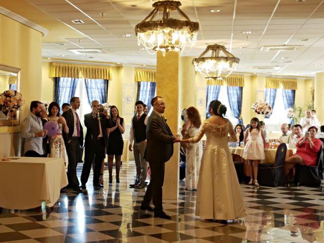 La boda de Javier y Claudia en Getafe, Madrid 44