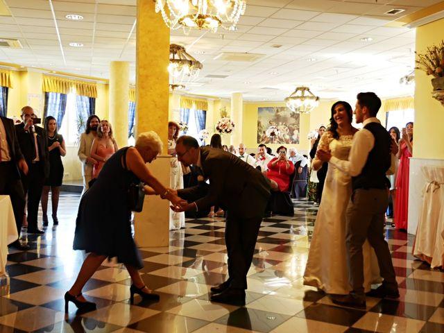 La boda de Javier y Claudia en Getafe, Madrid 46