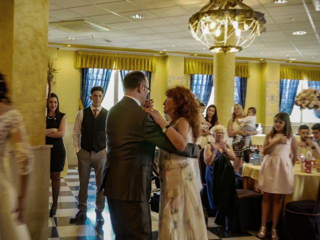 La boda de Javier y Claudia en Getafe, Madrid 42