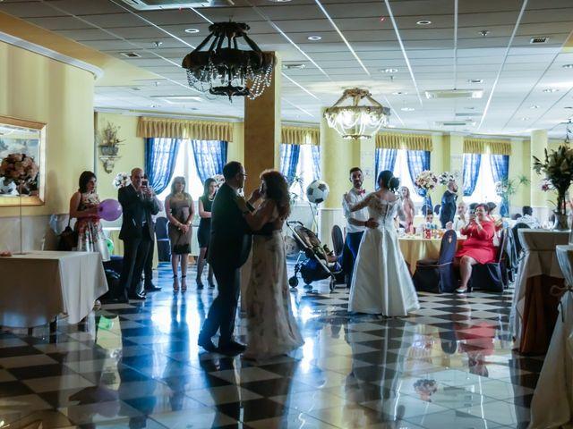 La boda de Javier y Claudia en Getafe, Madrid 56