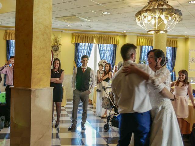La boda de Javier y Claudia en Getafe, Madrid 54