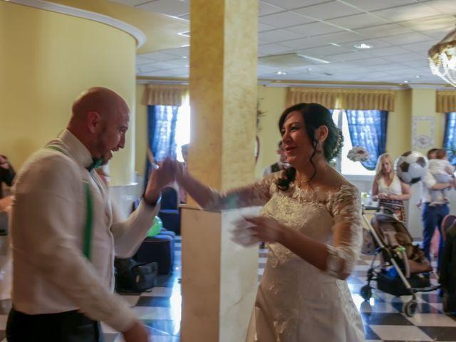 La boda de Javier y Claudia en Getafe, Madrid 61